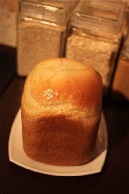 Самый простой белый хлеб из пшеничной муки - ХЛЕБОПЕЧКА.РУ - рецепты, отзывы, инструкции