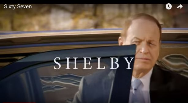 "Republican Sen. Richard Shelby spent $6 million on a new 60-second campaign ad during last month's Cotton Bowl game, but it turns out he should have splurged a bit more on a continuity editor. Shelby's spot promoted him as a conservative who's always found time to visit his home state, with the narrator praising the senator as someone who ""knows the back roads, the quickest routes."" Viewers pointed out that the part in Shelby's hair clearly changes sides between shots, unmasking him as a…"