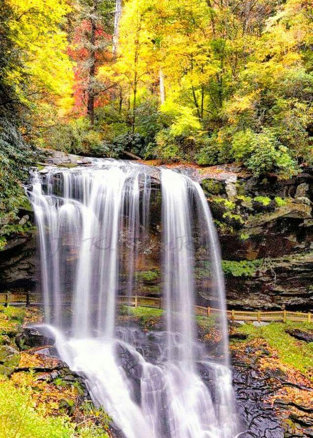Beautiful Scenery Waterfalls Waterfall