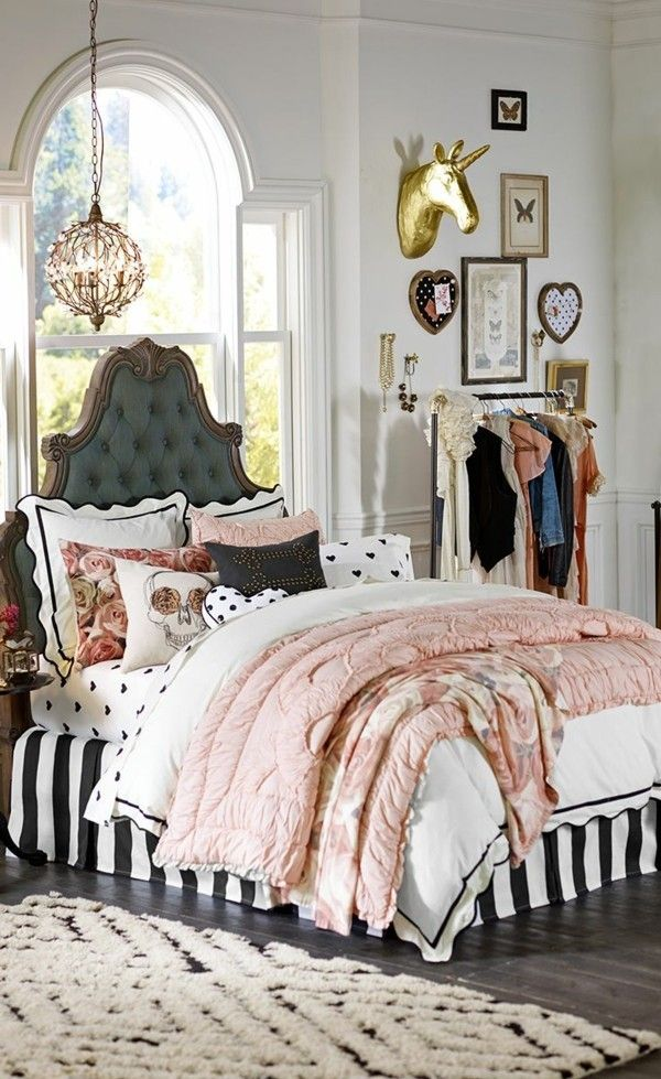 Die besten 25+ Modernes schlafzimmer für teenager Ideen auf - villa jugendzimmer mdchen