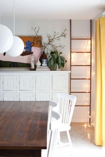 17 Möglichkeiten, um jede Ecke Ihres Hauses mit Lichterketten zu dekorieren …   – a