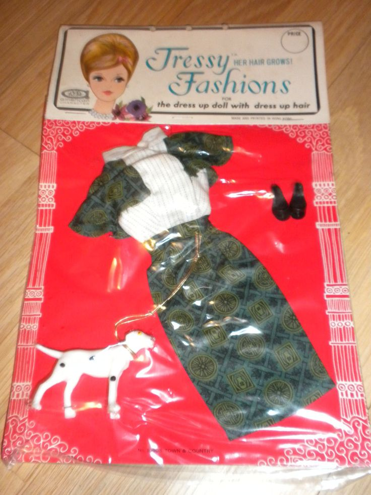 1000 Images About Tressy Clothing On Pinterest Doll