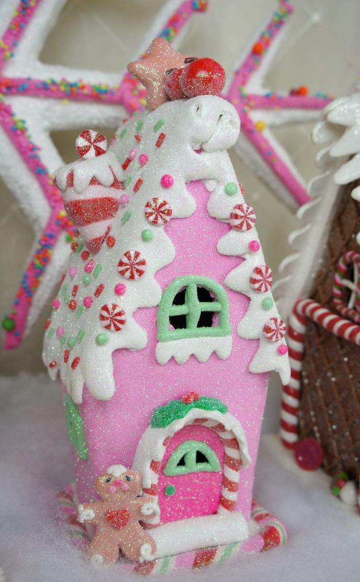 candland chrismass | Belle Candyland Christmas Village 04