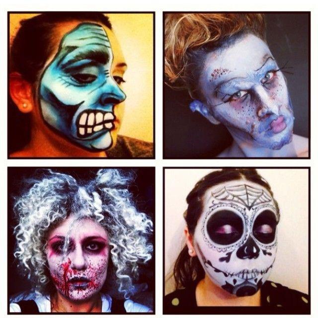 57 best Fancy Face images on Pinterest | Make up, Kryolan makeup ...