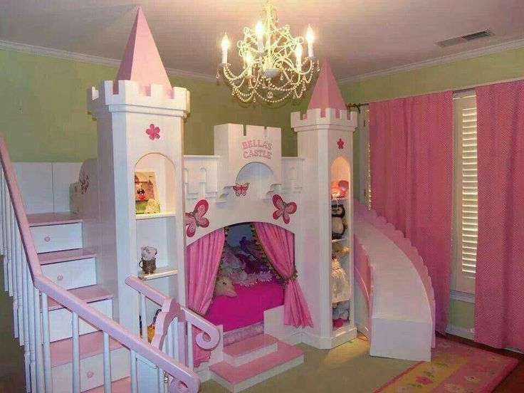 Girls Princess Bedroom 24 best decorating ideas for our princess! images on pinterest
