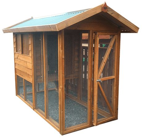 Easy & affordable aviary plans for indoor and outdoor building. Shows you how to build an aviary for your birds.