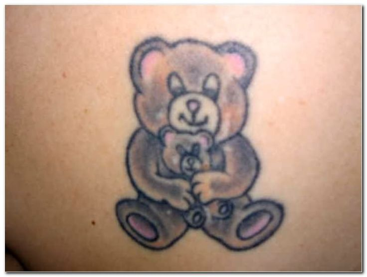 25 best Bear Tattoos For Women images on Pinterest | Bear ...