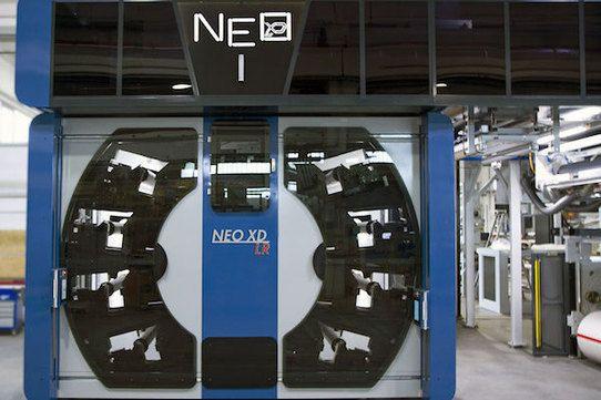 Drupa 2016 - KBA-Flexotecnica dévoile sa nouvelle rotative hybride