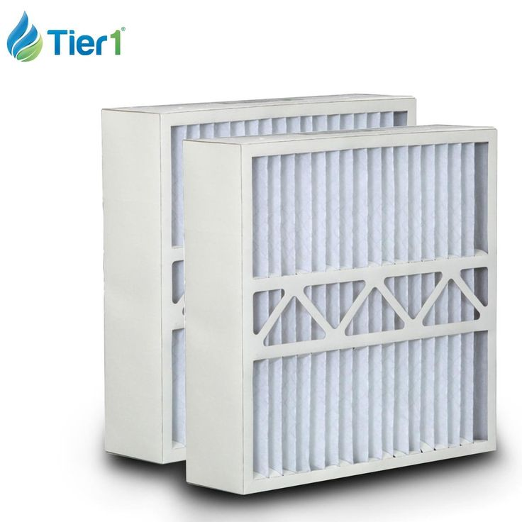 Totaline P102-2025 20x25x5 MERV 13 Comparable Air Filter - 2PK