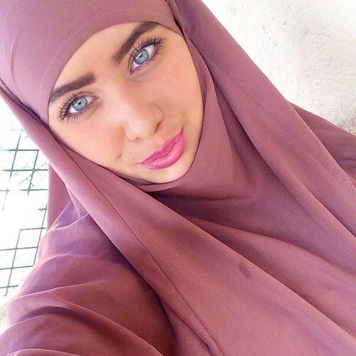 Image de eyes, hijab, and islam