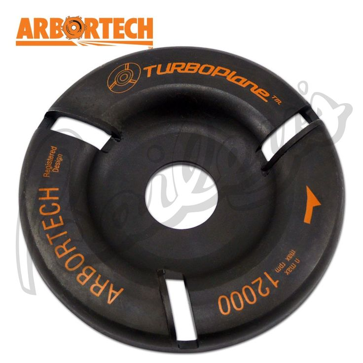 Arbortech Turboplane Wood Shaping Blade For 100Mm And 115Mm Angle Grinders | Power Tools ...