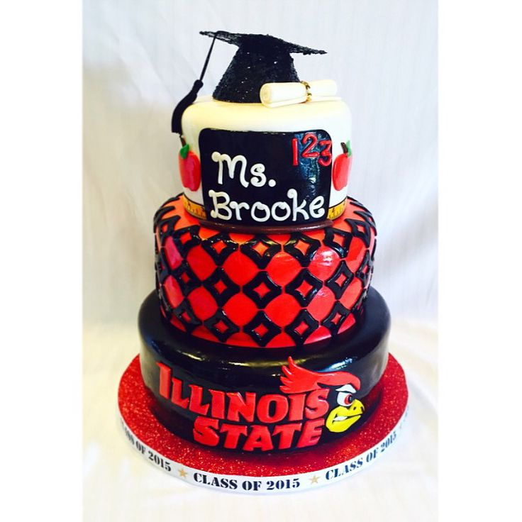 Graduation Cake Recipes Pictures : 17 Best images about Redbird Recipes on Pinterest ...
