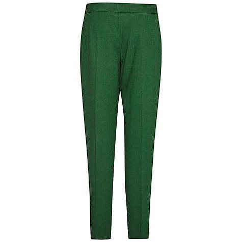 Buy French Connection Eden Whisper Light Tailored Trousers, Dark Eden Online at johnlewis.com