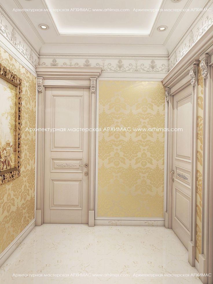 Дизайн интерьера ЖК Армейский Одесса отзыв Архимас