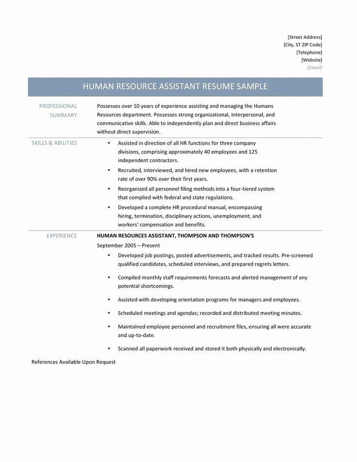 Hr Recruiter Free Resume Samples Blue Sky Resumes Recruiter Resume Free Resume Samples Hr Resume