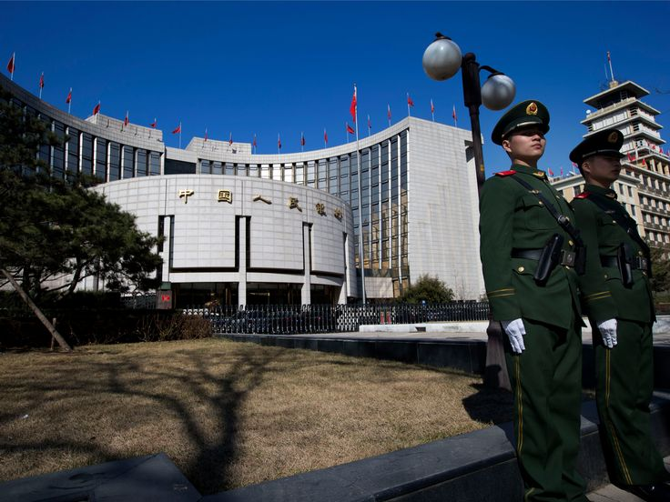 The Peoples Bank of China is expanding its toolkit