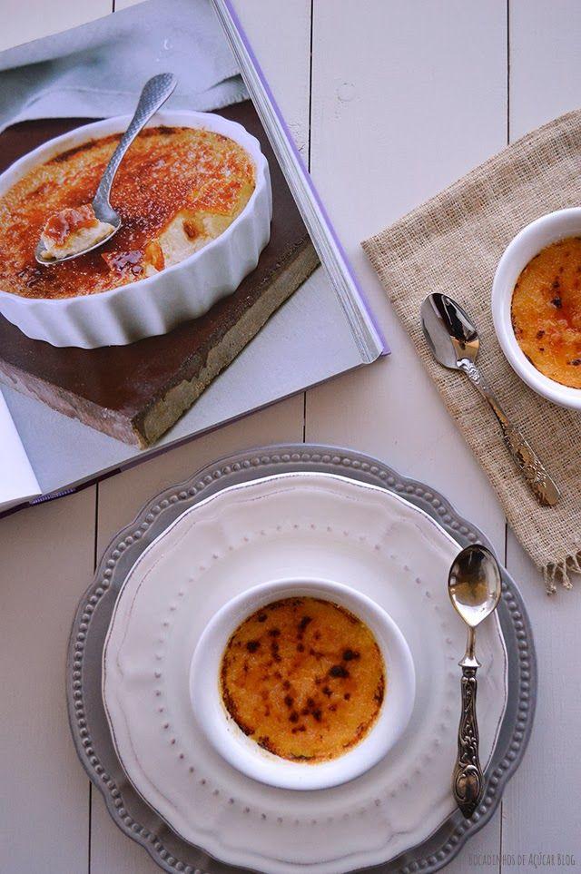 Bocadinhos de Açúcar: Crème Brûlée