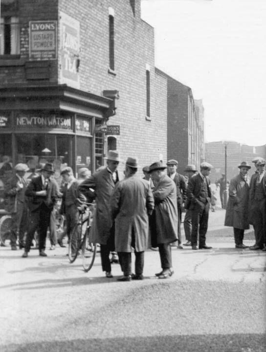 Bell Street 1920s