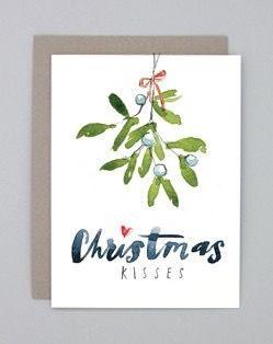 Imprimible Navidad / Postal de Navidad
