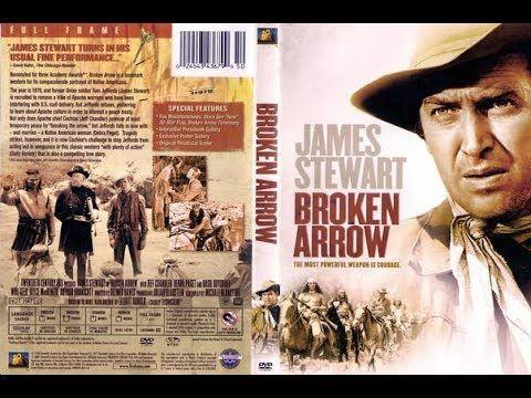 Törött nyíl (Broken Arrow) [HunSub] - 1950 - YouTube