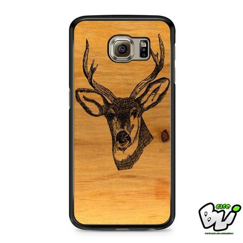 Deer Head Samsung Galaxy S7 Case