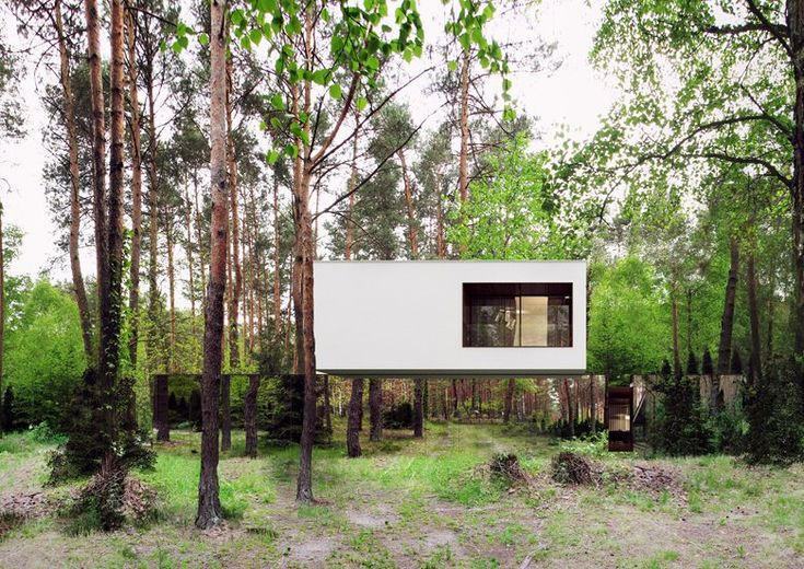 Izabelin House , Warsaw, 2014 - REFORM Architekt