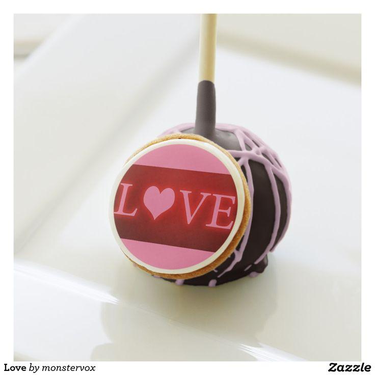 Love Cake Pops #Love #Heart #Holiday #Valentine #Fashion #CakePops #Cake #Party