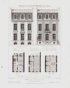8 best brownstone floorplans images on pinterest 3 4 for Victorian townhouse plans