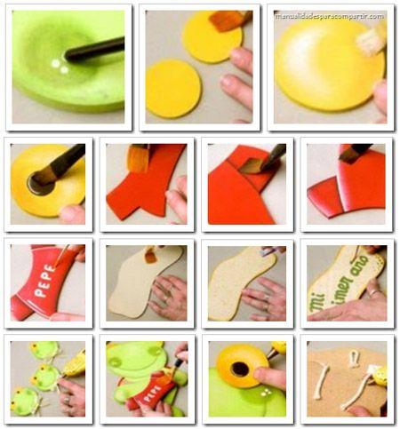 Ideas cumpleaños sapo Pepe y sapa Pepa on Pinterest | Fiestas ...