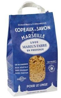 Copeaux de savon de Marseille 1kg