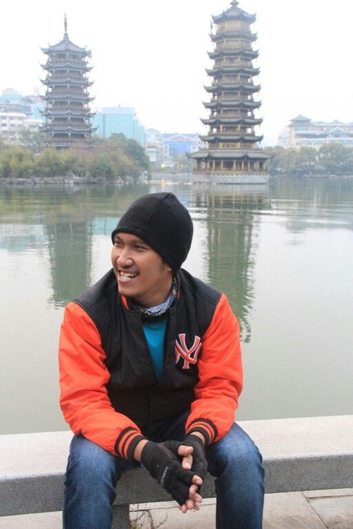 Twin Pagoda, Guilin