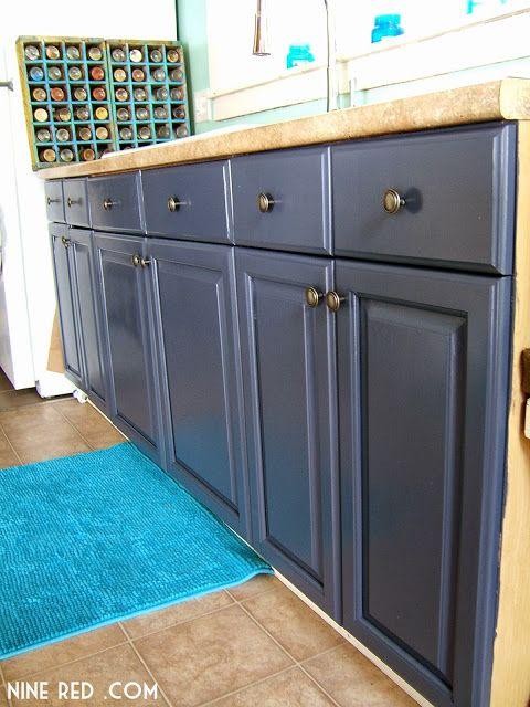 34 best images about glidden paint on pinterest paint for Blue gray paint for kitchen
