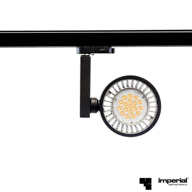COIN SPOT - Track mounted LED spot lamp. Body is made of steel and aluminium. All RAL colours are available. Light source - Osram PrevaLED COIN 111. More details: http://imperial.pl/en/produkty,421/coin-spot  Applications:  Retail: shop windows, wall - washing, accent and display lighting Hospitality: lobbies, reception areas Recreation: museums, galleries, theatres