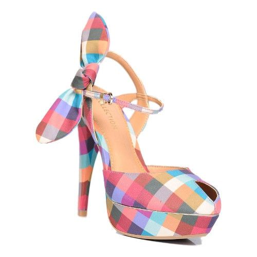 ER Collection - Laura Peep Toe