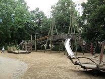 Playground Volkspark Friedrichshain, Friedenstrasse 12