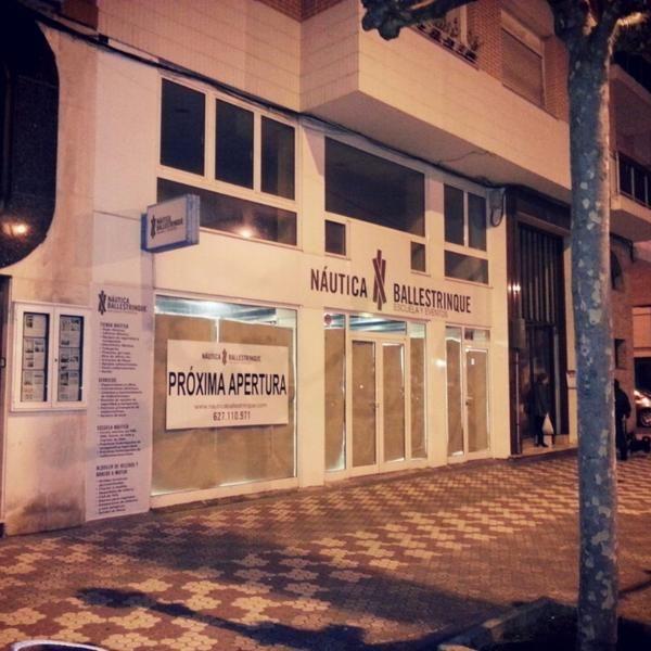 Tienda de artículos deportivos en Laredo, Cantabria. Nautica Ballestrinque en Foursquare