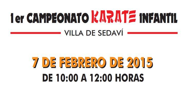 1er campeonato de Karate infantil -  Con motivo de la celebración del Primer Campeonato de Karate Infantil del Club de Karate Sedaví queremos compartir los Derechos de los niños en el deporte.