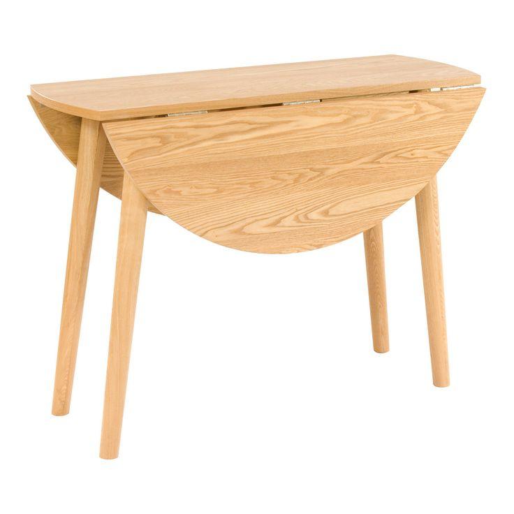 Mesa de comedor plegable de madera Clipper