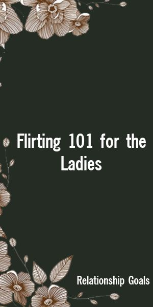 flirting dating psychology