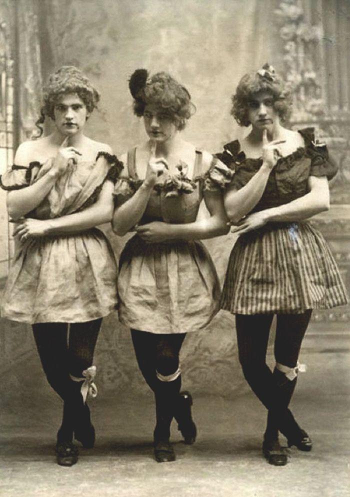 Fotos rarass e divertidas da era vitoriana provam que as pessoas da época não eram tão sérias quanto se imaginava