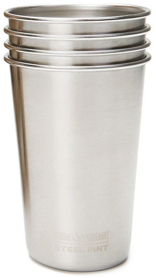 Klean Kanteen 16oz Steel Pint Cup - 4