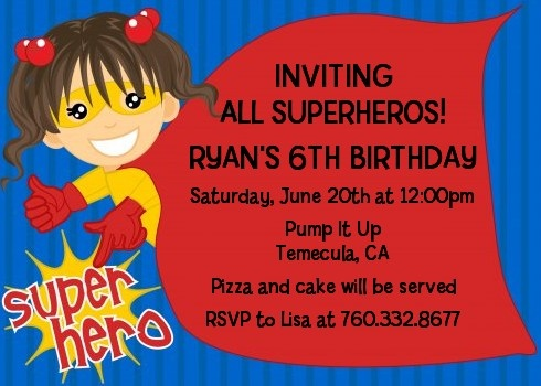 59 best Pump it up Super Hero Party images – Pump It Up Party Invitations