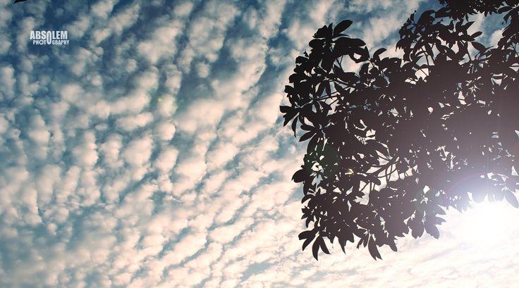 awan dan mentari