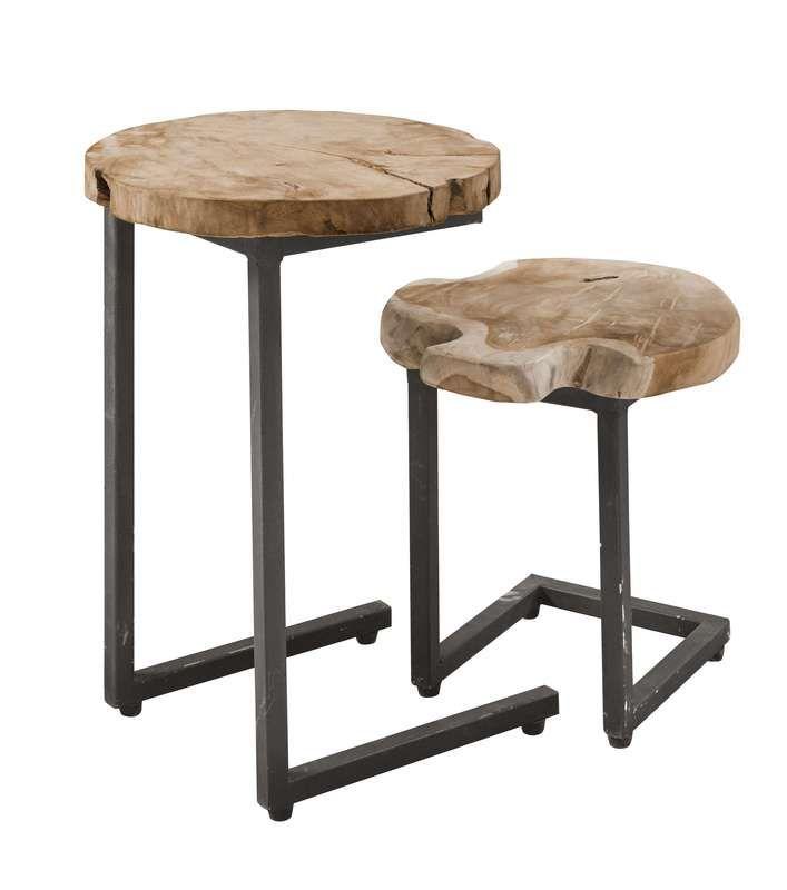 79 best images about pronto wonen tafels on pinterest pedestal kunst and chic - Behang voor de woonkamer en eetkamer ...