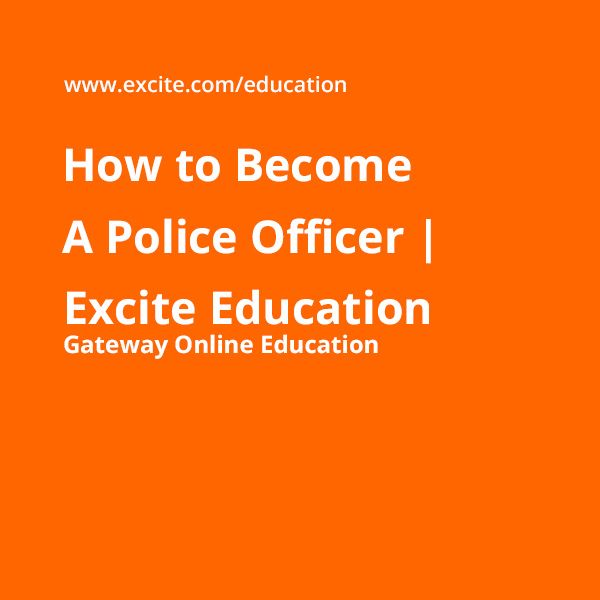 If yes, then you may want to find out about how to become a police officer. Police officers are employed at the local, state and federal levels. General law enforcement duties are carried out by police officers in charge of particular geographical areas.  http://excite.com/education