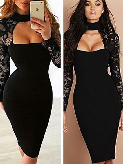 blogger sexy sophisticated lbd
