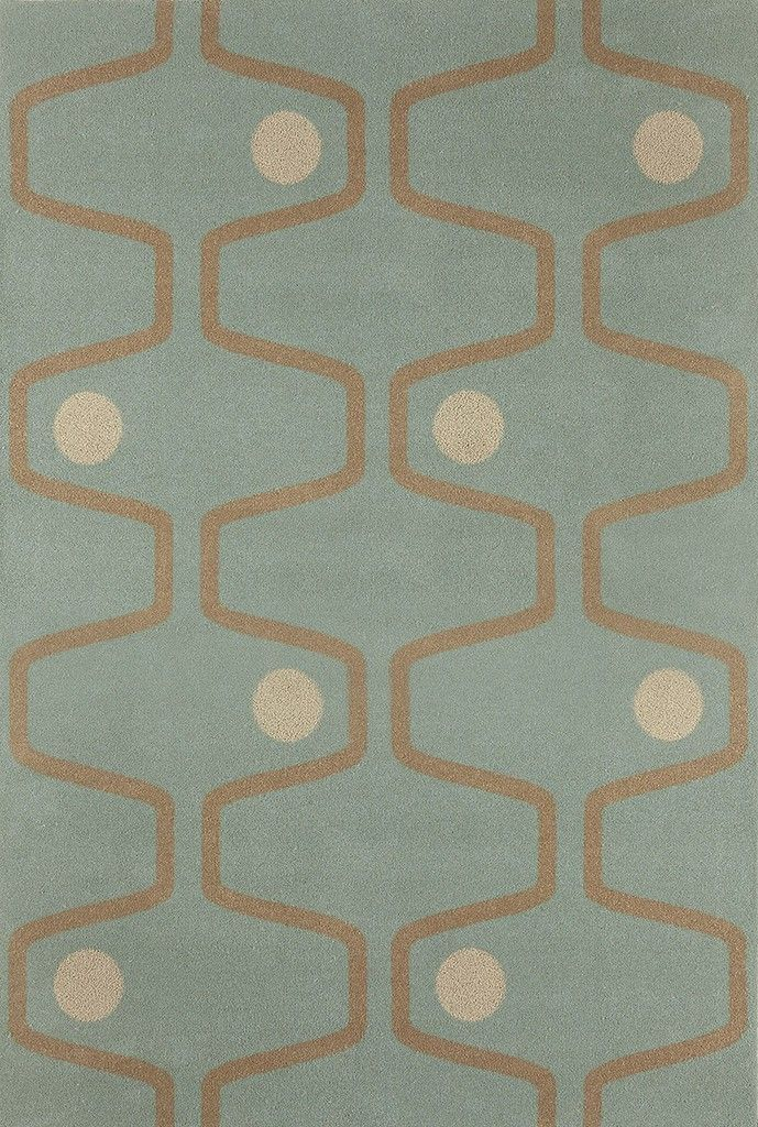 Festival Celadon Rug 1950 S Collection Rugs By Brintons