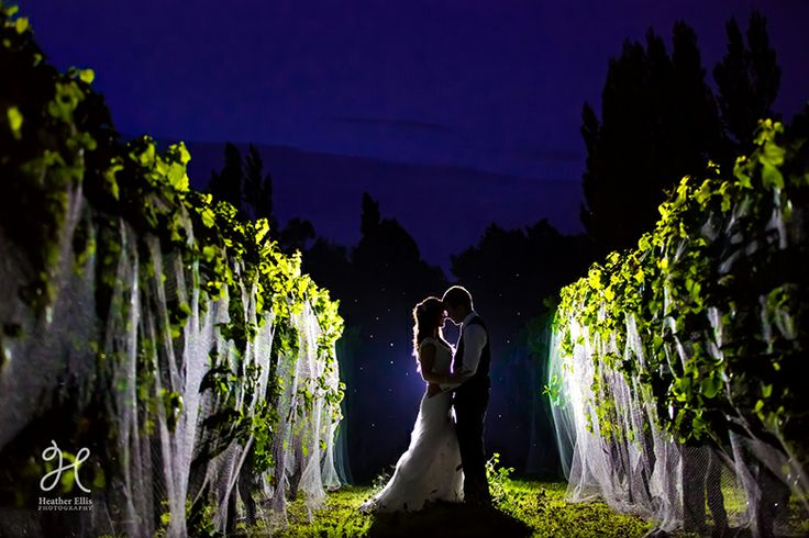 Rossendales Vineyard, Christchurch Wedding Photography
