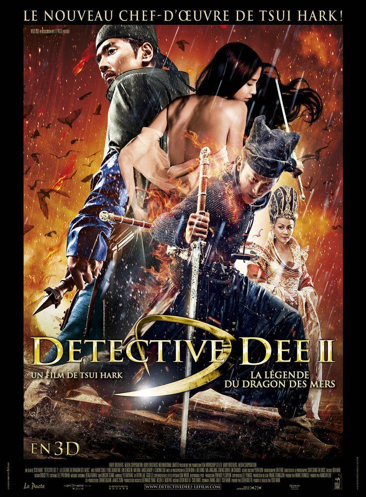 Détective Dee II : La Légende du Dragon des Mers