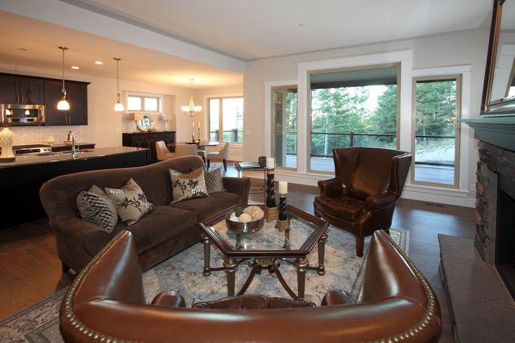 Preston Home (571) - open living area